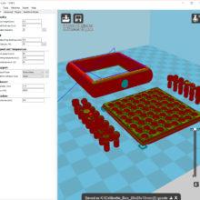 Updated Cura 15.04.5 Slice profiel voor CraftBot