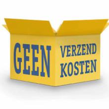 Gratis verzenden van alle producten binnen Nederland vanaf 50 Euro!