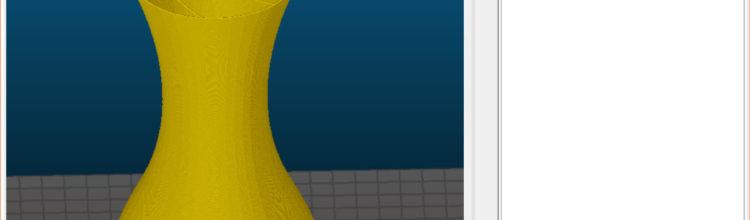 Outdated: Slic3R 1.2.9. Slice profiel voor de CraftBot
