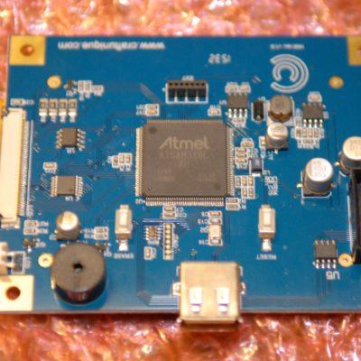 PCB LCD