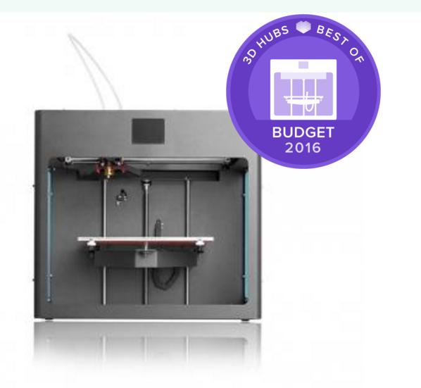 3D Hubs best budget printer