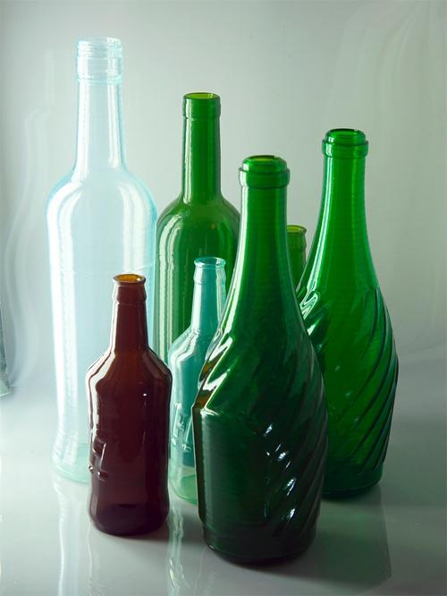 glass mode flessen