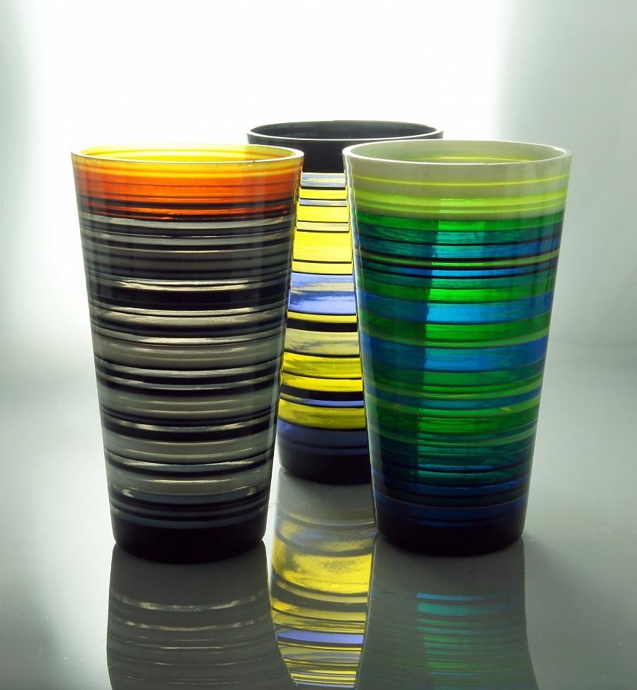 glass mode glazen gelaagd