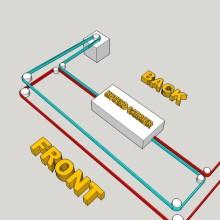 CoreXY: het aandrijfsysteem van de CraftBot
