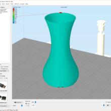 Updated Simplify3D 3.0.1. Slice profiel voor CraftBot