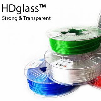 PETG Formfutura HD Glass