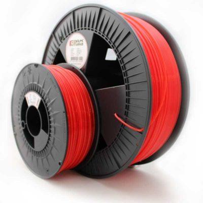 Flaming Red (big spool)