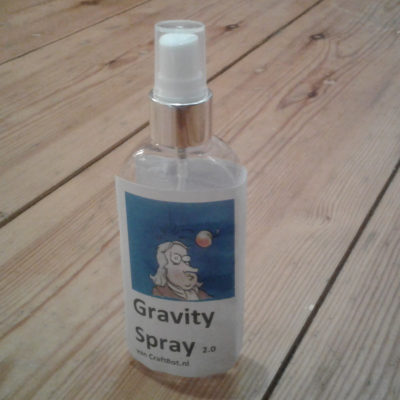 Gravity Spray 2.0 100ml