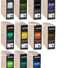 Glas Look SBS filament, 11 color set sale!