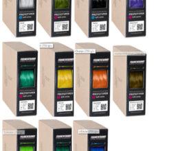 Glas Look SBS filament, 11 color set sale!