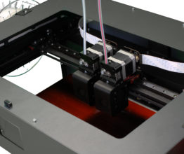 CraftBot 3 dual: the SuperDominator: Boom! In your face! 3D Printer.