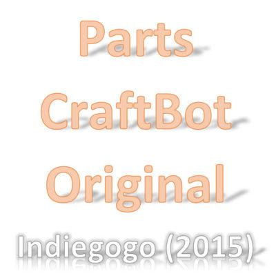 CraftBot original Indiegogo (2015)