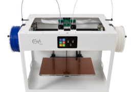 CraftBot FLOW IDEX available.